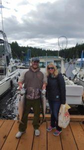 go fishing in alaska