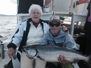 cruiseline fishing tour