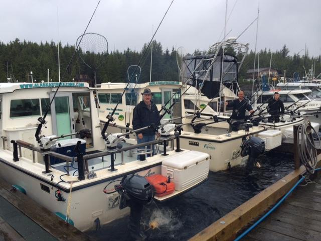 Strike Force Fishing Fleet Ketchikan