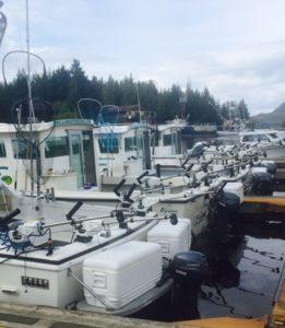 Fishing Charter Fleet