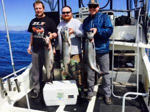 Go fishing in Ketchikan