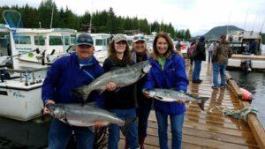 Cruise Fishing Excursions in Ketchikan, AK