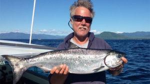 salmon excursion - Alaska