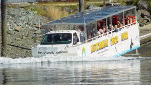 Duck Boat Tour - Ketchikan