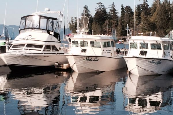 Fishing Excursion Boats