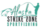 Ketchikan Fishing Charters – Alaska Strike Zone Logo